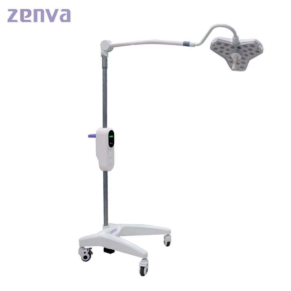 Mobile LED Examination lights with Battery EXLED300EM
