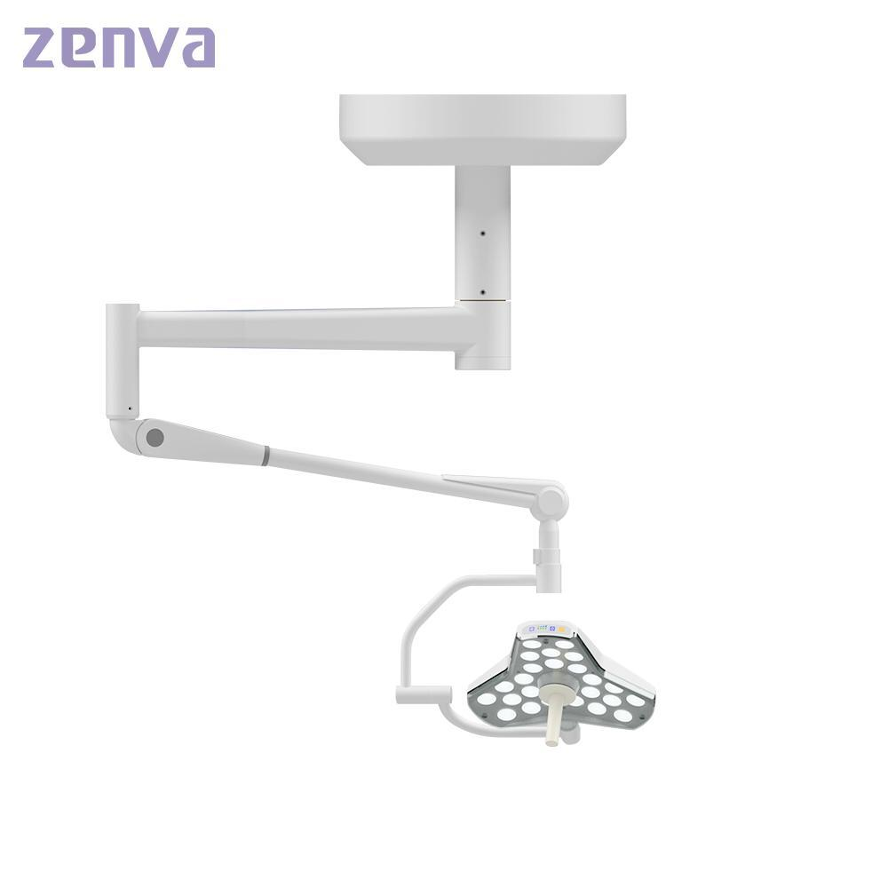 Ceiling Mounted Operating Room Surgical Light LED Shadowless Light    Model  EXLED300  Type  Ceiling