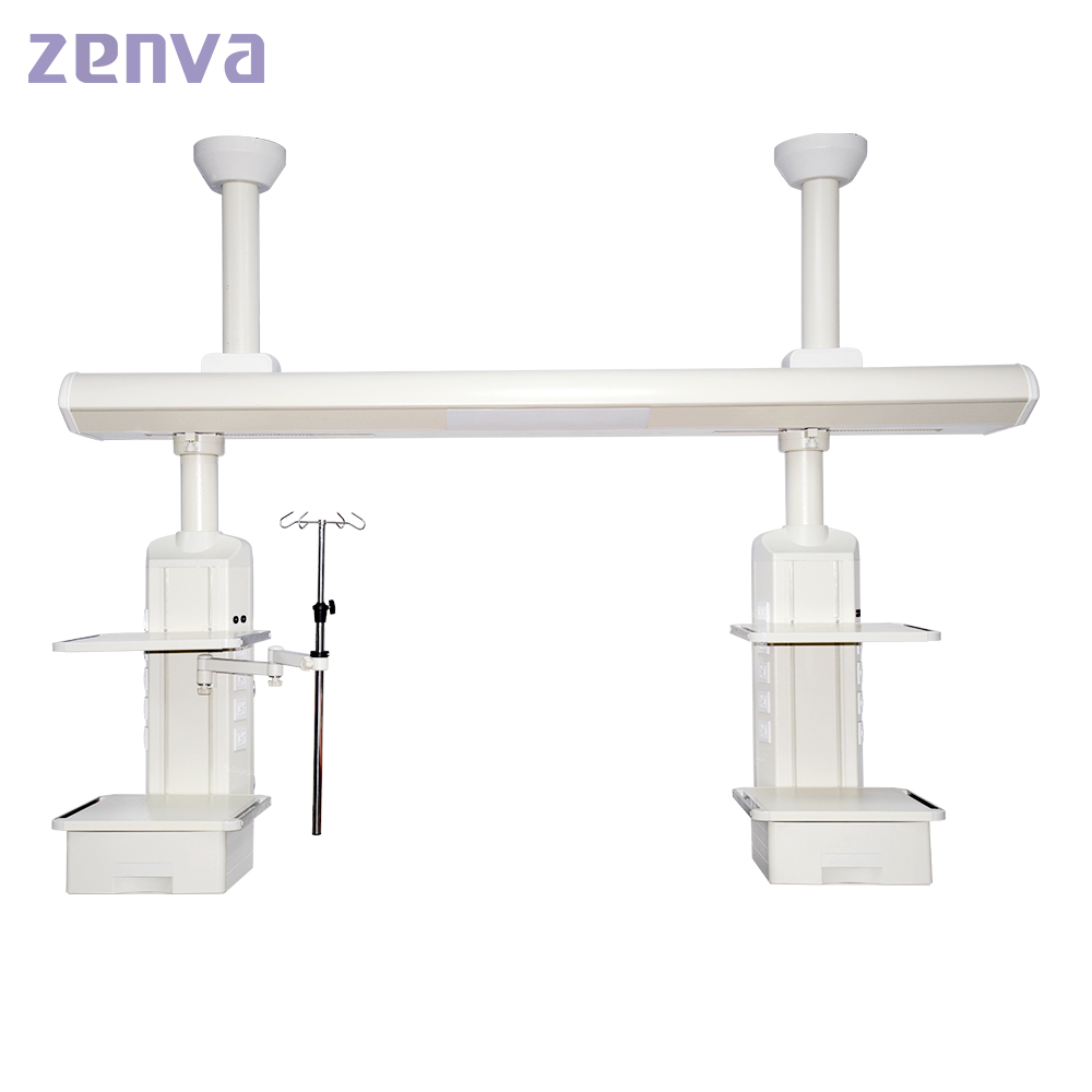 medical equipment nurse  icu ceiling pendant system
