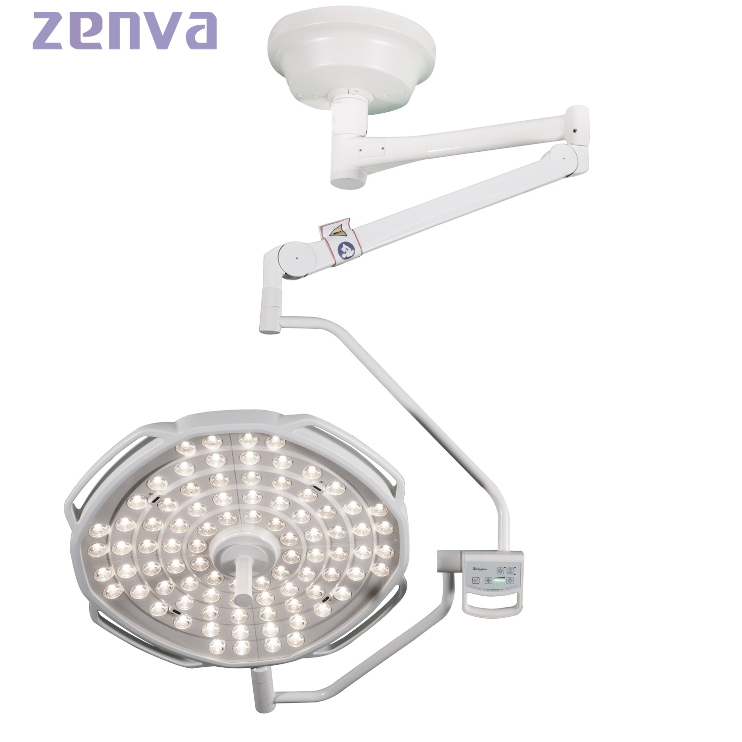 Ceiling Mount Single Dome LED Surgery light Shadowless for Operating Theater